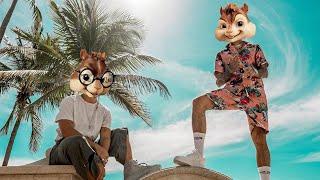 Tattoo Remix - Rauw Alejandro & Camilo  / Alvin y las ardillas