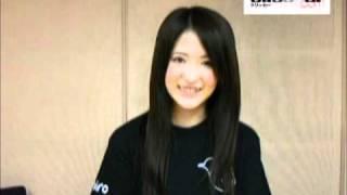 東京オートサロン2011イメージガールのA-CLASSの沢口けいこさんです。