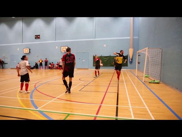 DMU Futsal 2nds vs 3rds