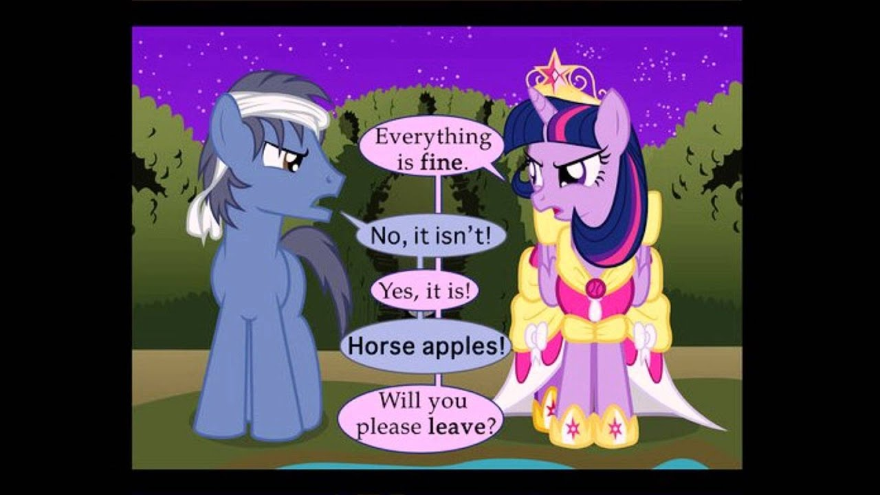 Mlp Silver Quill Comic Clutterstep In A Princess S Tears