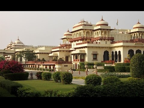 Taj Rambagh Palace Five Star Luxury Hotels Resorts in Jaipur Rajasthan