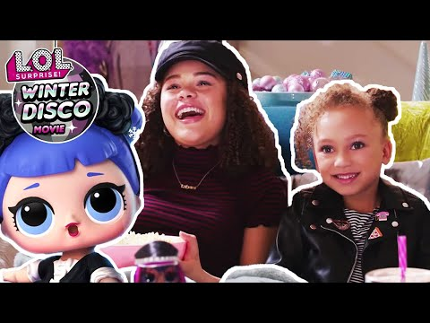 UNBOXED! | LOL Surprise! Limited Edition Winter Disco Bigger Surprise!