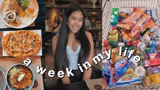 SUMMER VLOG: what i eat, shopping, house tour, friends + more