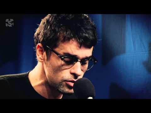 """Esteban em """"Canal 12"""" no Estúdio Showlivre 2012"""