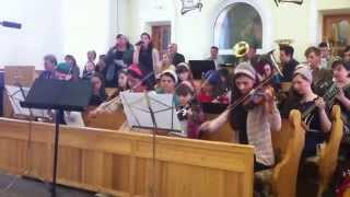 Sa cante tot poporul - Orchestra si fanfara Bisericii Baptiste Ipotesti