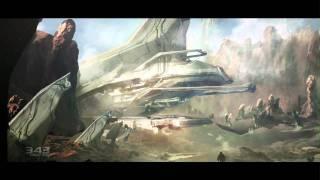 Halo: Fest -Halo 4 Concept Art Glimpse-