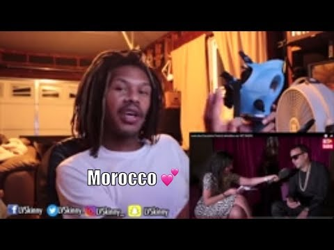French Montana Talking About Morocco (Reaction Video)