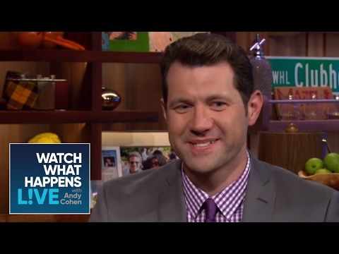 Lisa Rinna on Unfollowing Billy Eichner on Twitter (Summer Moment #5) - WWHL