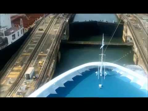 Panama Canal Cruise (14 days)