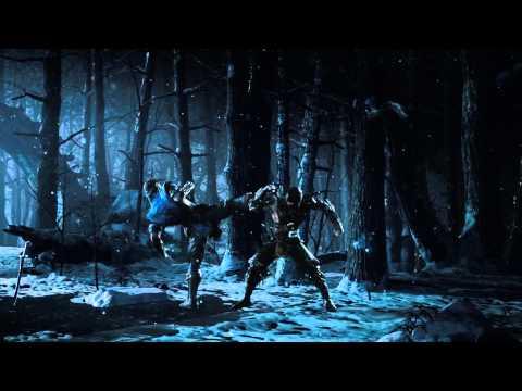MK X official trailer