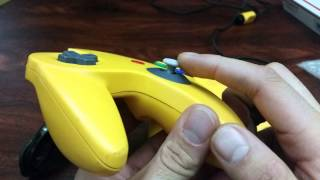 GameCube Style Nintendo 64 Analog Stick Mod in 4K Ultra HD