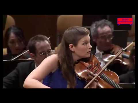 JANINE JANSEN - Mendelssohn Violin Concerto in E minor / Mar