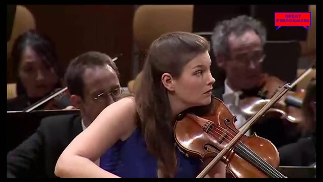 V Is For Violin JANINE JANSEN - Mendel...
