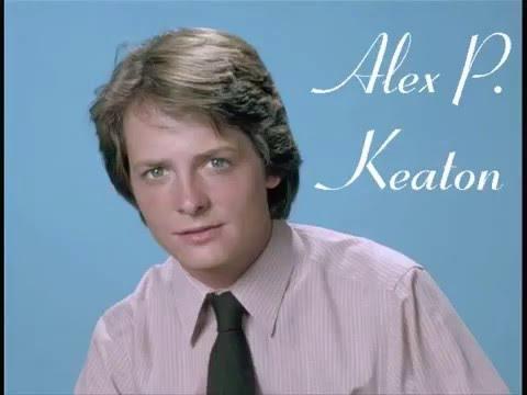 Family Ties - Alex P  Keaton