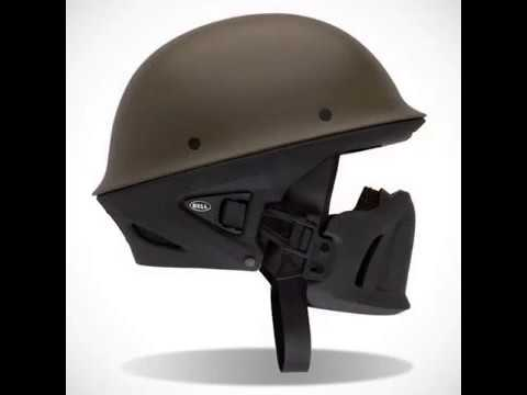 e8645dd4d8a Coolest bike helmets - YouTube