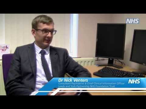 Leeds Care Record - Dr Nick Venters