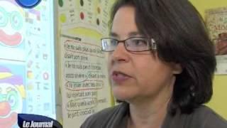 Valmondois : le numérique à l'école, un outil de travail
