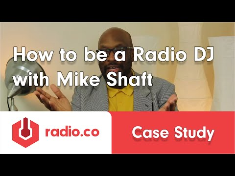How To Become A Radio DJ - Interview with BBC's Mike Shaft