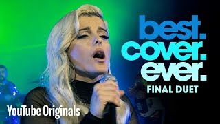 """Baixar Bebe Rexha """"The Way I Are:""""  Best.Cover.Ever. Final Duet"""