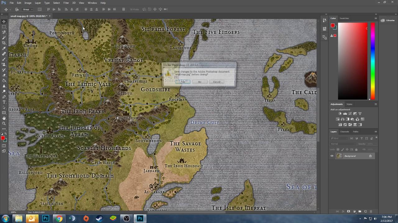 Inkarnate World Map.Inkarnate Map Duplication Youtube