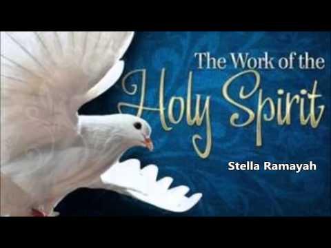 The Work of the Holy Spirit_Stella Ramayah_CCGP 22 May 2015