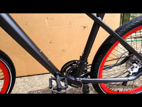 BMW Cruise M-Bike 2014 Unboxing