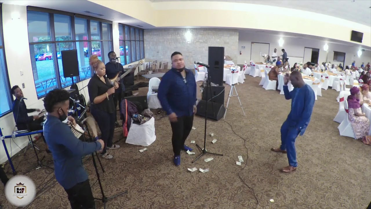Download Alashe Sammy Jerry Live in Indianapolis @ Wedding 10/31/20