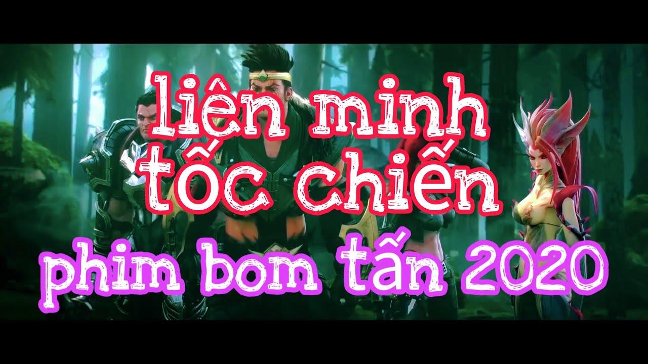 LIÊN MINH CHIẾN TỐC.phim bom tấn 2020