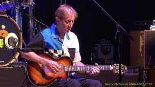 Gerry McGee/ジェリーマギー Last Tour in NAGANO 2019  京都慕情/Reflections In A Palace Lake