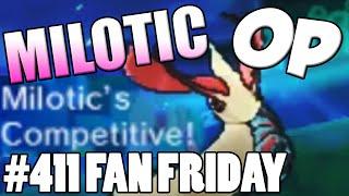 MILOTIC OP!!! Pokemon Omega Ruby Alpha Sapphire WiFi Battle! Fan Fridays #411 Mark