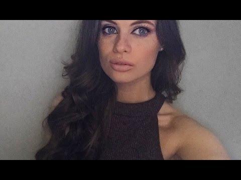 Purple Dust   Soft Spring Makeup Tutorial   Ali Waychoff