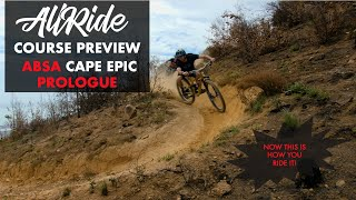ABSA CAPE EPIC PROLOGUE // 2020 // HOW TO RIDE IT :)