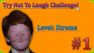 Try not to Laugh Challenge   Level: Extreme   #1