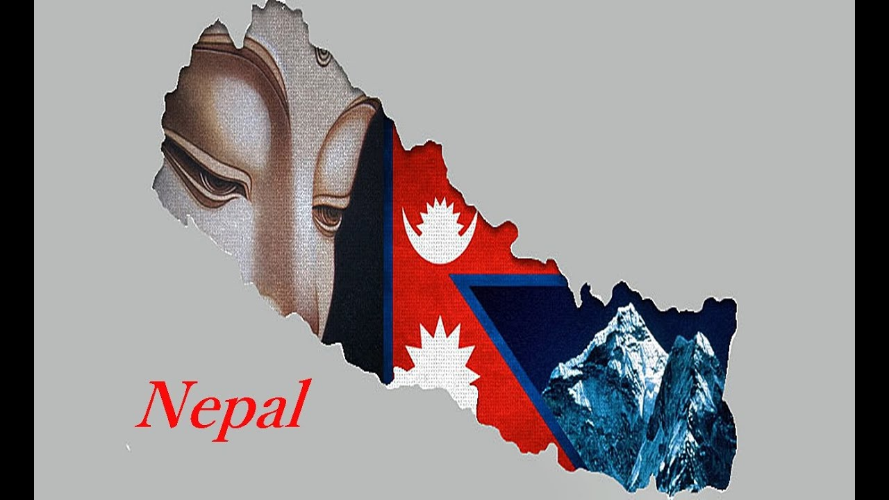 nepal map with flag » 4K Pictures | 4K Pictures [Full HQ Wallpaper]