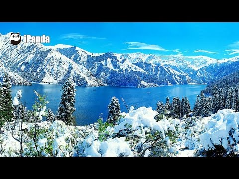 Sight in the heaven—Heavenly Lake