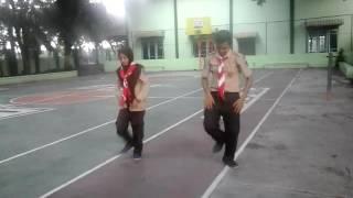 Step Dance Tongkat