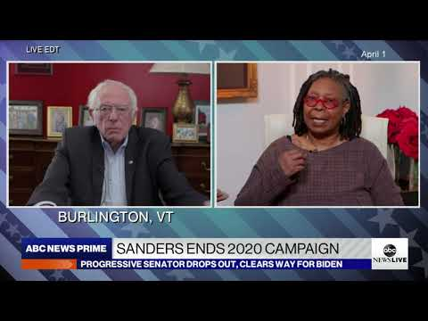 ABC News Prime: NJ, NY COVID-19 Battle, Looming Environmental Catastrophe, Sanders Suspends Campaign