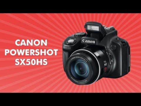Canon Powershot SX50hs Review