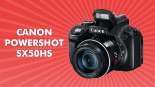 Canon Powershot SX50hs Review