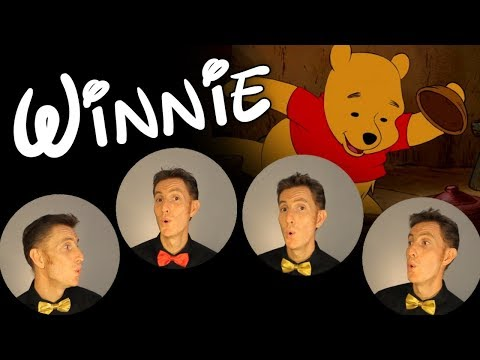 Winnie The Pooh Theme (Christopher Robin) - Barbershop Quartet