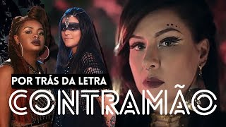 Baixar POR TRÁS DA LETRA: Contramão - Pitty feat. Tássia Reis e Emmily Barreto