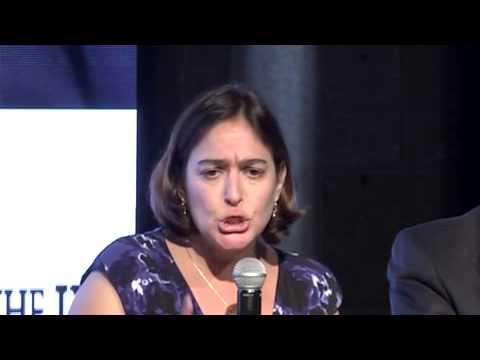 Danish Ambassador, JPost's Caroline Glick Exchange Verbal Blows Over EU Attitude Toward Israel