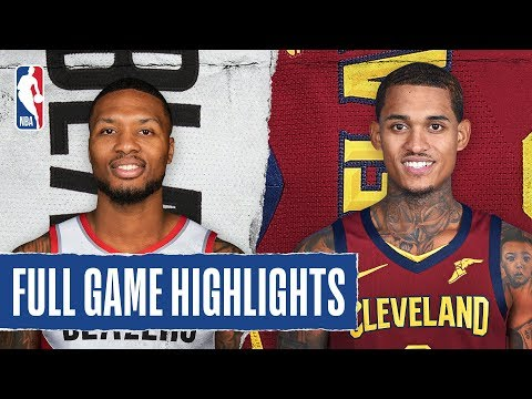 TRAIL BLAZERS At CAVALIERS | FULL GAME HIGHLIGHTS | November 23, 2019