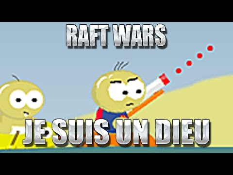 ZeratoR Fedetruk #91.2 : Raft Wars JE SUIS UN DIEU
