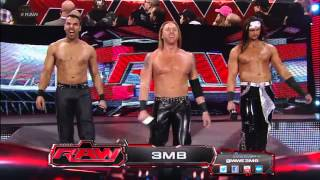 A huge brawl erupts after John Cena promises to win the 2013 Royal Rumble Match: Raw, Jan 21, 2013 thumbnail