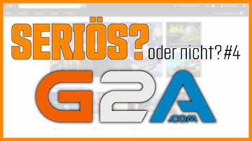 Seriös oder nicht? #4 - G2A.com: Ich kaufe live ein Spiel