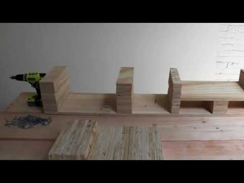 HomeMade Modern, Episode 2    DIY Plywood Media Console