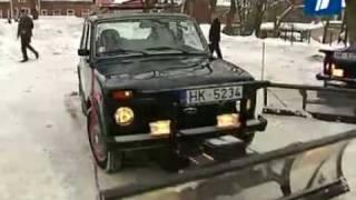 ВАЗ-2121 Нива за 18 тысяч евро