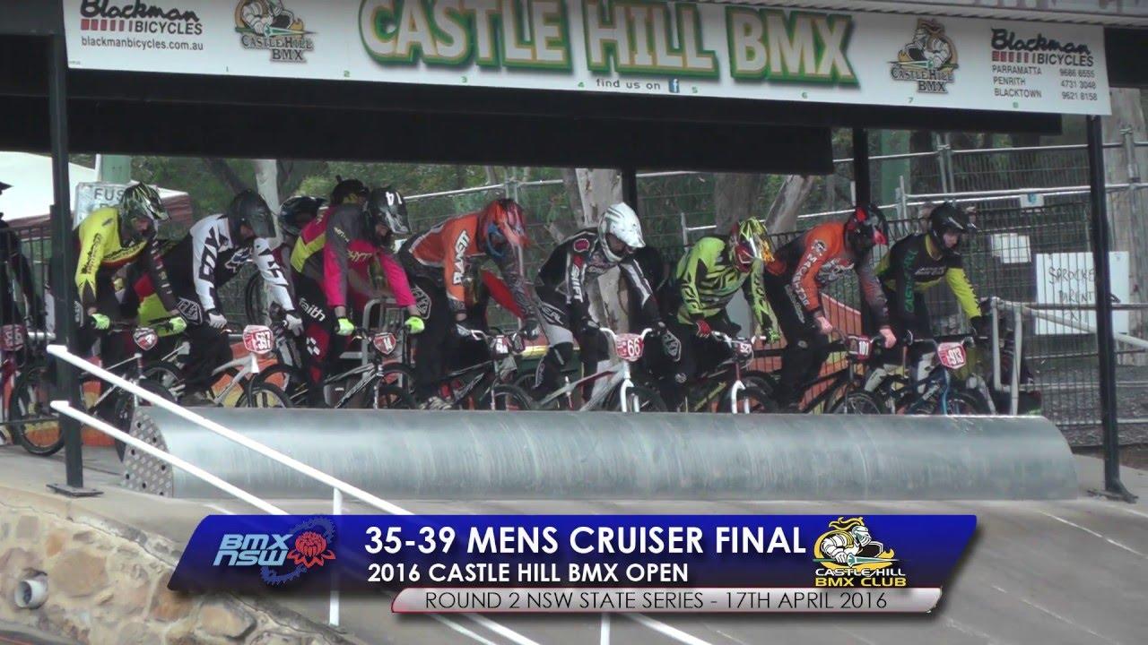 35 39 mens cruiser final 2016 castle hill bmx open - Open Castle 2016