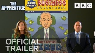 Comic Creations: The Apprentice 2018 - Episode 2 | Trailer - BBC